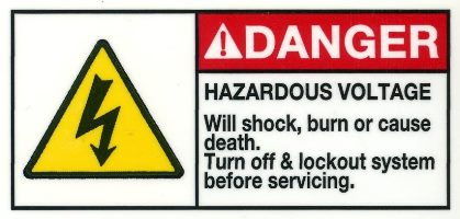 Safety Label